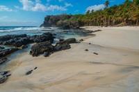 Pantai-pantainya cantik. Pantas saja beberapa di antaranya masuk dalam daftra pantai terindah Australia. (Christmas Island)