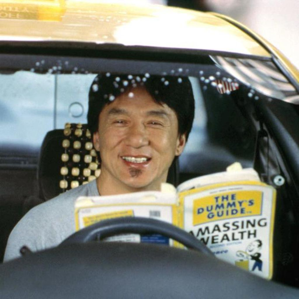 Sinopsis The Tuxedo Dibintangi Jackie Chan, Tayang di Bioskop Trans TV