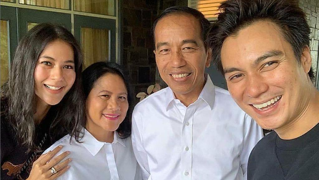 Jokowi Ulang Tahun, Baim Wong: Presiden Terbaik Pilihan Saya!