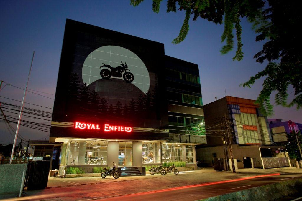 Dealer baru Royal Enfield di Jakarta