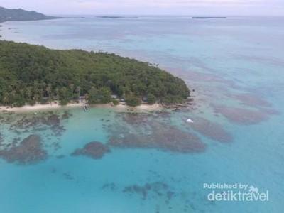 Karimunjawa, Si Caribbean van Java