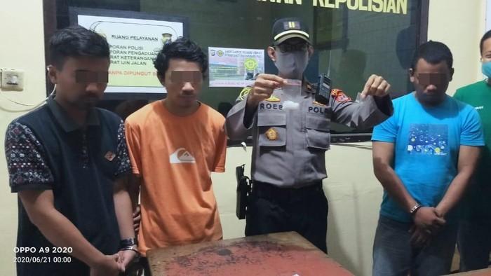 Kedapatan Bawa Sabu, Oknum Guru di Palu Sulteng Ditangkap (Foto: dok. Istimewa)