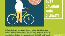 Di mana-mana, toko sepeda sedang kebanjiran pengunjung. Buat pemula, ini tips memilih sepeda sesuai kebutuhan agar nantinya tidak kecewa.