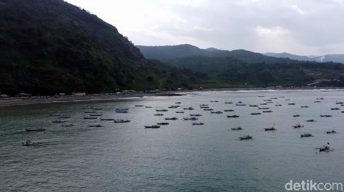 Lokasi Teluk Palabuhanratu