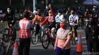 Kawasan Khusus Pesepeda Digelar di 30 Titik DKI Hari Ini, Simak Aturannya