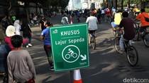Apa Kata Pesepeda soal Tilang bagi Pelanggar Jalur Sepeda di Sudirman-Thamrin?