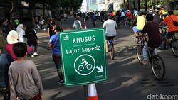 Menteng Zona Merah, Masyarakat Diimbau Tak Olahraga di Jalan Amir Hamzah Besok