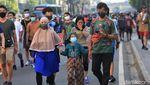 Melihat Lagi Ramainya Sudirman-Thamrin di Minggu Pagi yang Bikin CFD Kembali Ditutup