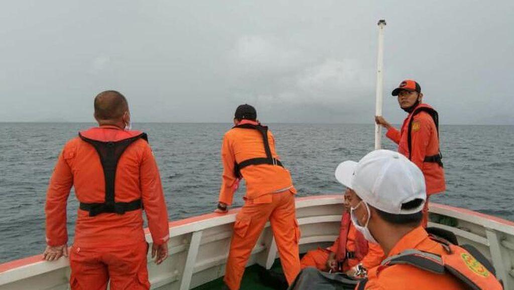 Kapal Berisi 40 Orang Mati Mesin di Laut, Basarnas Nias Lakukan Pencarian