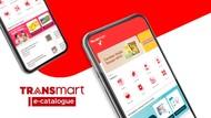 Praktis! Belanja Lewat e-Catalogue Transmart Bisa Diantar ke Rumah