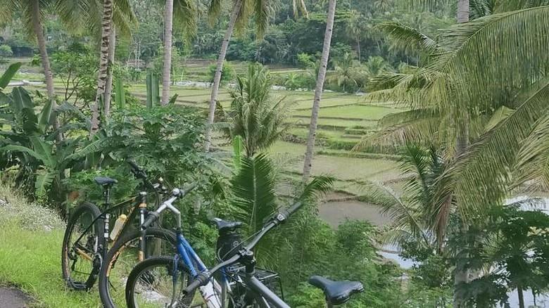 Trek sepeda di Kulonprogo