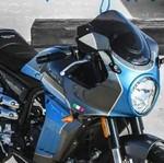 Potret Aprilia Pagani 150 Lawan Yamaha XSR155 dan Kawasaki W175