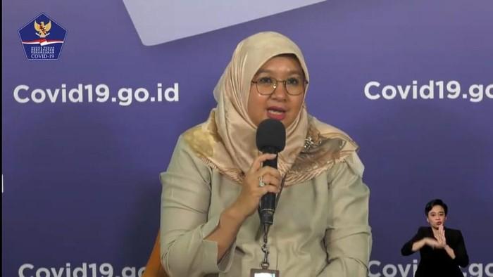 Direktur Pencegahan dan Pengendalian Penyakit Tular Vektor dan Zoonotik Kemenkes Siti Nadia