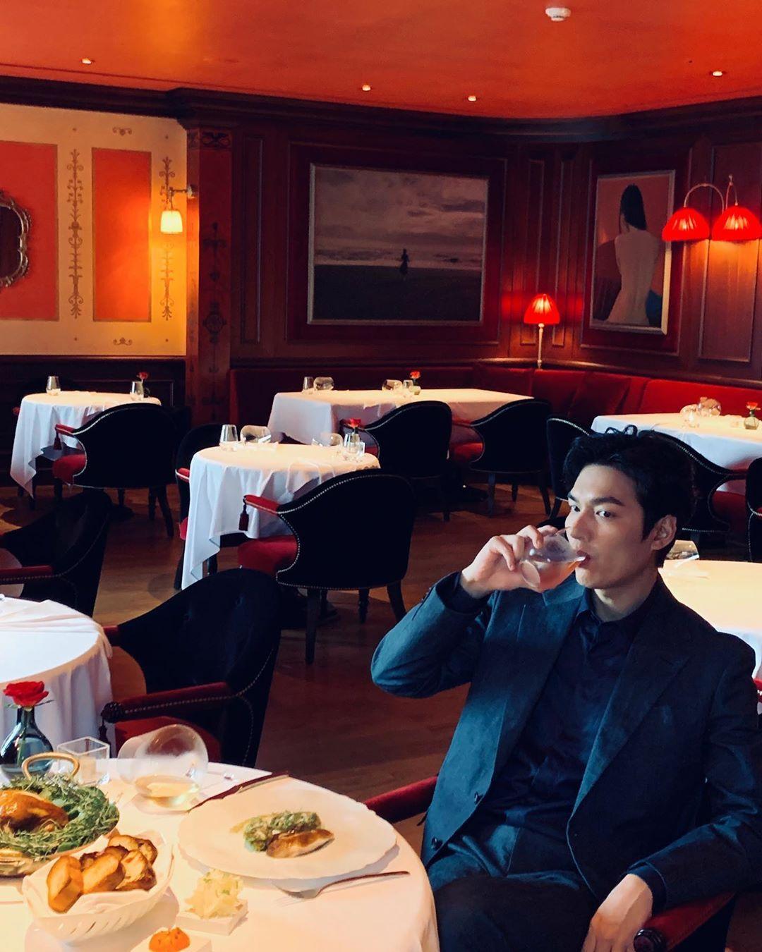 Fakta kuliner Lee Min Ho