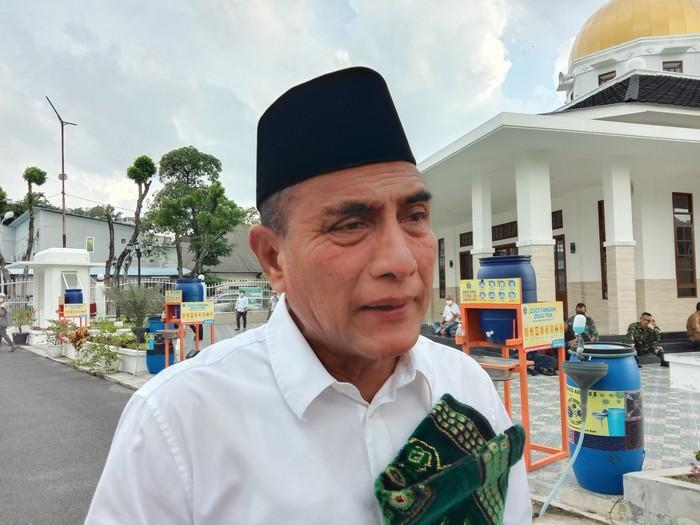 Gubernur Sumatera Utara (Sumut) Edy Rahmayadi.