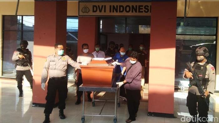 Jenazah pelaku penyerangan Wakapolres Karanganyar rencananya akan dimakamkan di Semarang. Rencana pemakaman itu diketahui sesuai dengan kesepakatan keluarga.