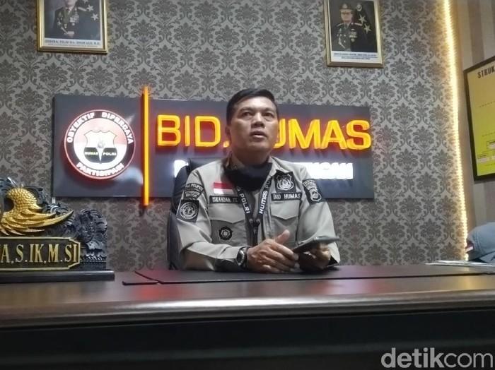 Kabid Humas Polda Jawa Tengah, Kombes Iskandaf F Sutisna, Semarang, Senin (22/6/2020).