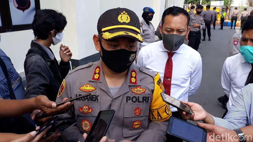 Polisi Belum Ungkap Identitas Penyerang Wakapolres Karanganyar