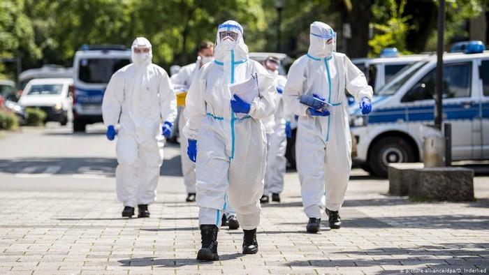 Kasus Covid-19 di Pabrik Daging Jerman Melonjak, Lockdown Bisa Diberlakukan Lagi
