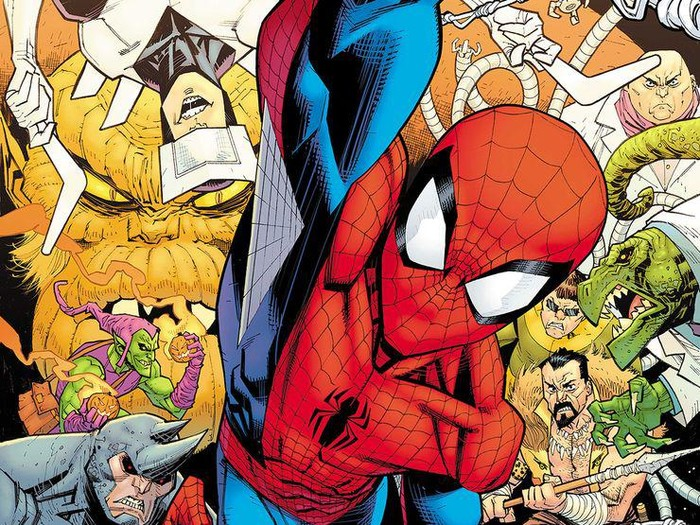 Komik Marvel Spider-Man