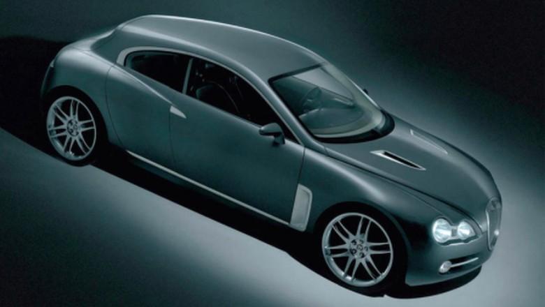 Konsep Hatchback Jaguar