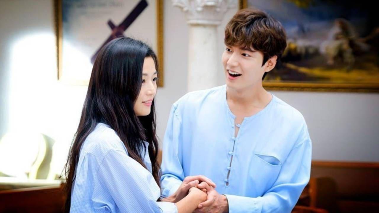 Lee Min Ho & Jun Ji Hyun