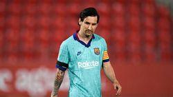 Lionel Messi Marah! Mau Tinggalkan Barca Tahun Depan