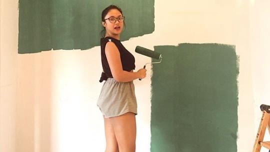 Lihat Marion Jola Nge-Cat, Netizen: Jangan Capek-capek Sayang