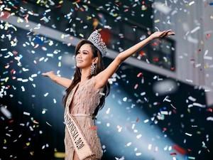 Kharisma Aura Asal Majalengka Juara Miss Grand Indonesia 2020