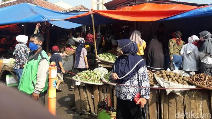 Pasar Tagog Bandung Barat