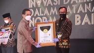 Inovasi Tatanan Normal Baru Kota Bogor Raih 4 Penghargaan Kemendagri