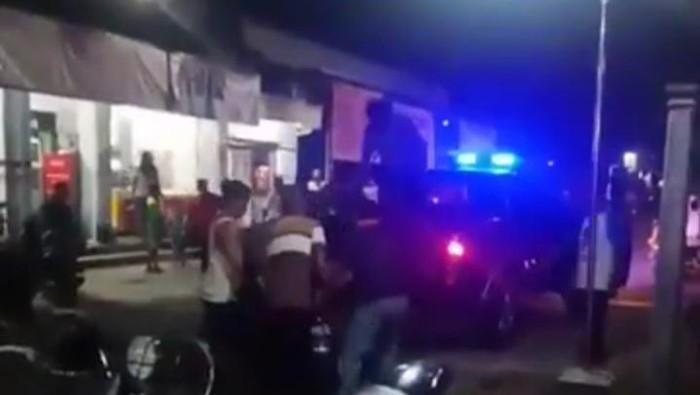 Penangkapan pemotor yang viral membeli bensin tanpa bayar di Klaten