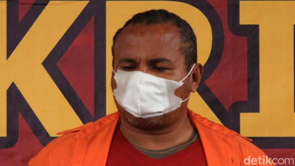 Baru Bebas Bersyarat, John Kei Kembali Berseragam Tahanan