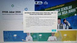 PPDB Jabar Tahap 2 Dibuka Hari Ini, Cek Syarat dan Cara Daftarnya di Sini!