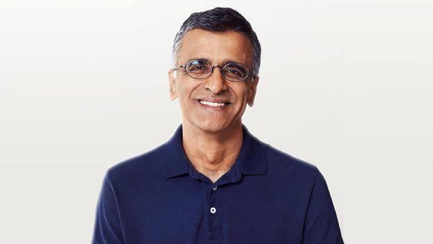 Sridhar Ramaswamy, mantan bos iklan Google yang membuat mesin pencari seperti Google namun tanpa iklan.