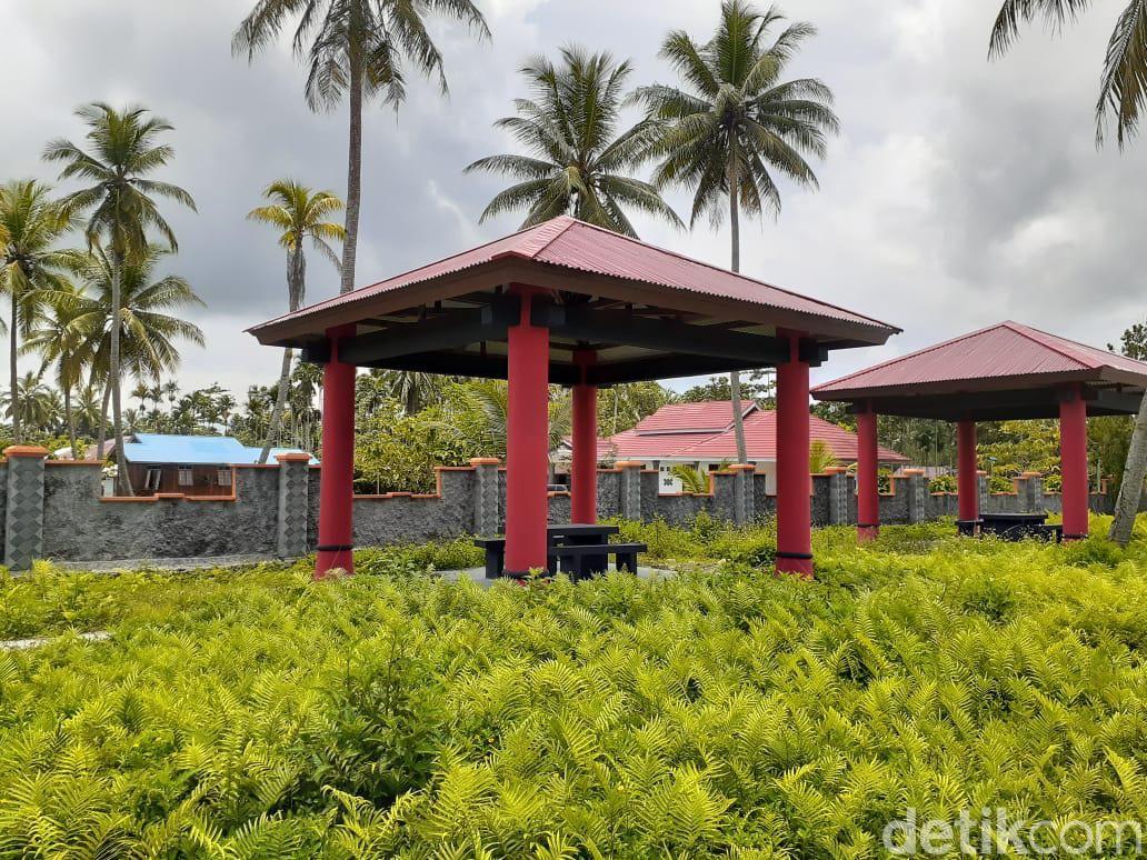 Tugu Yamagata di Papua