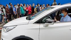 Wow! Per Hari Beijing Mampu Lakukan Tes Corona untuk 1 Juta Orang