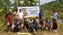 Napak Tilas Global Qurban-ACT Sapa Saudara di Perbatasan Indonesia