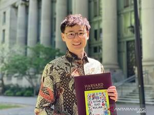 Kisah Andhika, Mahasiswa Riau yang Cetak Sejarah di Harvard Law School