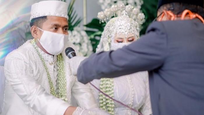 andik vermansah menikah