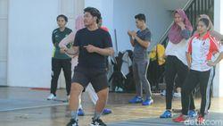 Atlet Anggar Fokus Pulihkan Fisik saat New Normal