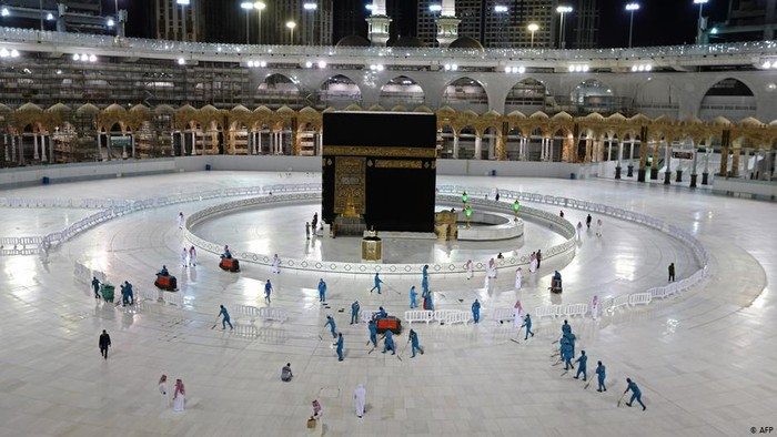 Arab Saudi Putuskan Ibadah Haji Sangat Terbatas, Pilihan Teraman di Tengah Pandemi