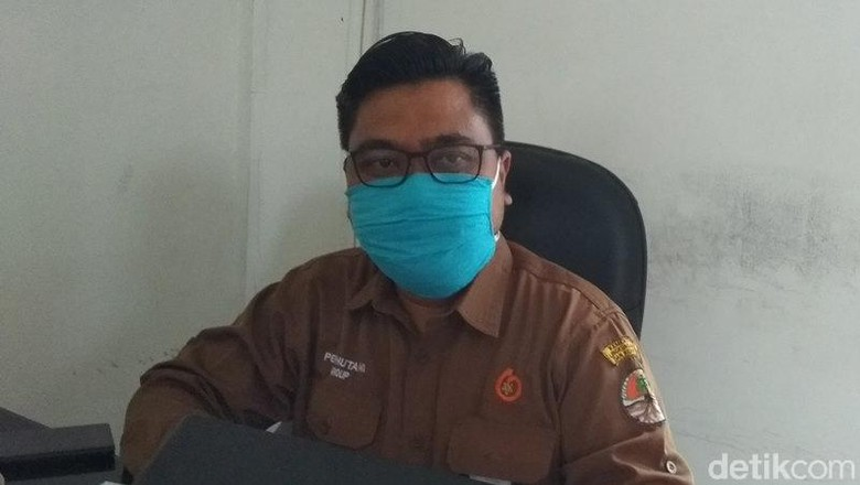 Wakil Administratur KPH Kedu Utara Bagas Avianto