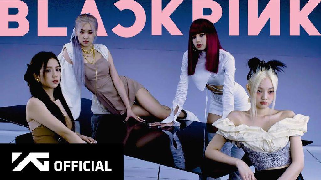 Blackpink dan BTS Masuk Trending YouTube, Haters Perang Komen