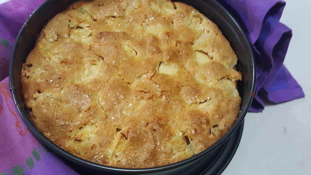 Cake Apel Segar