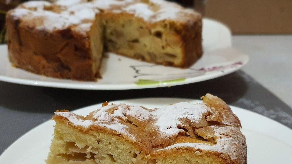Resep Kue : Cake Apel Segar