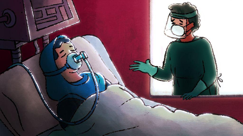 Warga Muslim Sri Lanka Protes Kremasi Korban Virus Corona