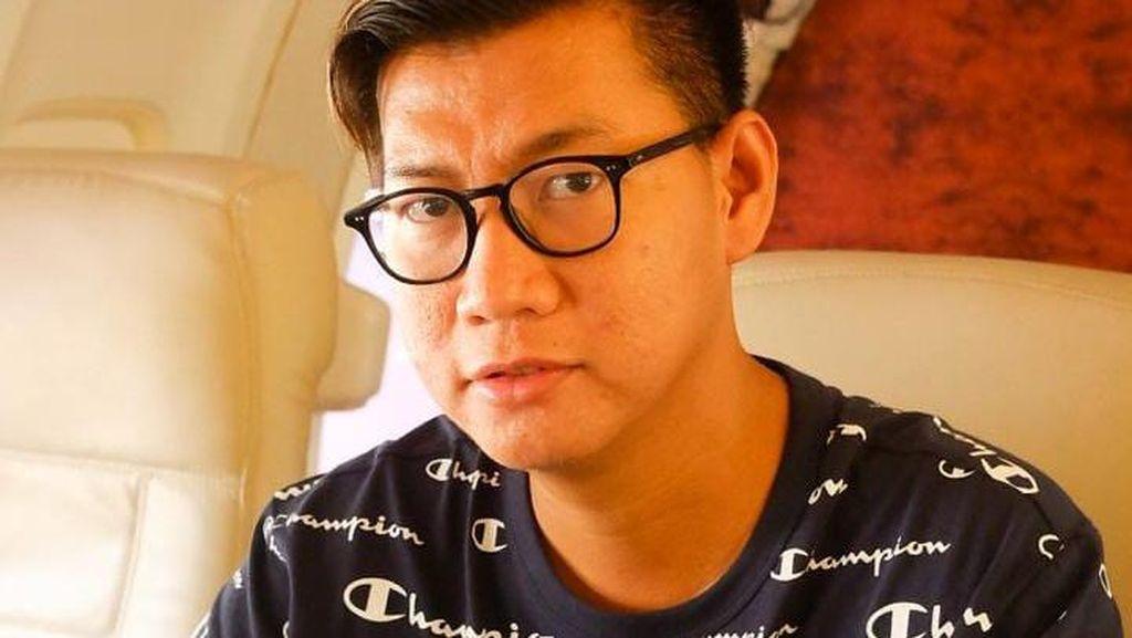 Cerita Komika David Nurbianto yang Viral Bikin Suara Hati Suami Izin Gowes