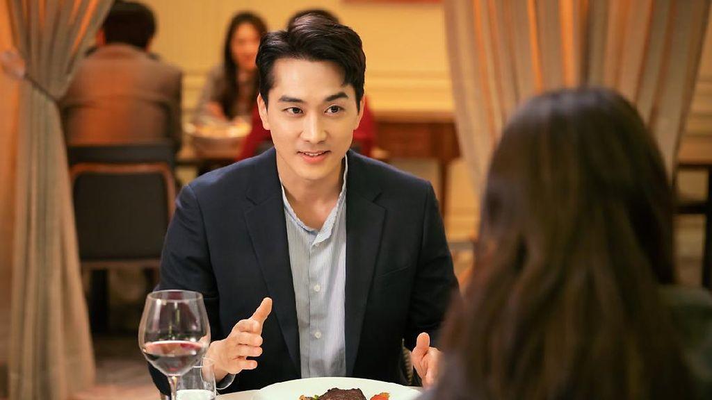 Momen Song Seung Heon, Psikiater Dinner Mate Lakukan Terapi Lewat Makanan