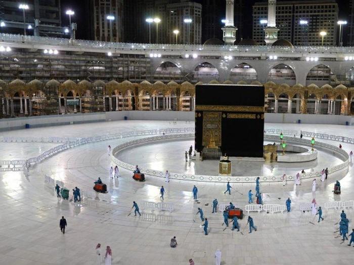 Haji: Arab Saudi hanya bolehkan sekitar 1.000 penduduk lokal jalani ibadah haji tahun ini